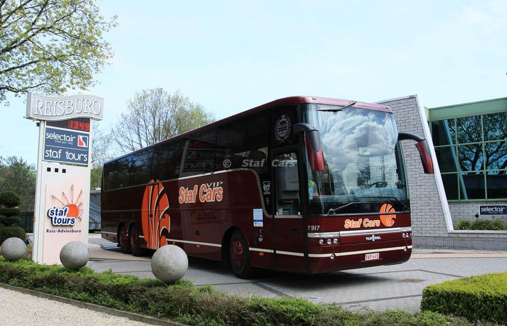 vip bus staf cars